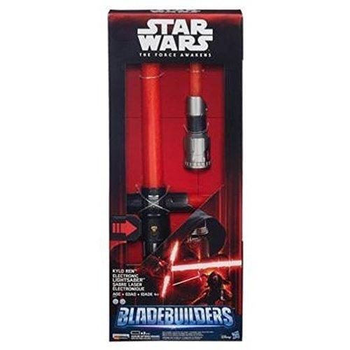 Imagen 11 de Star Wars - Sable electrónico Kylo Ren, Color Rojo (Hasbro B2948EU4)