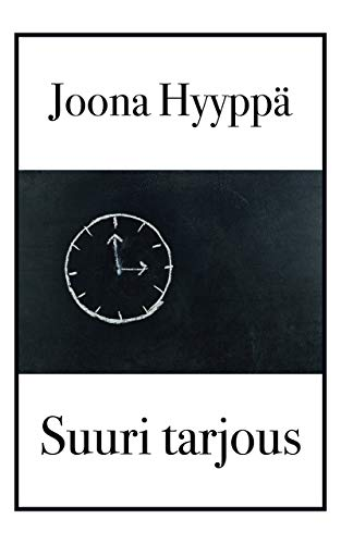 Suuri tarjous (Finnish Edition) por Joona Hyyppä