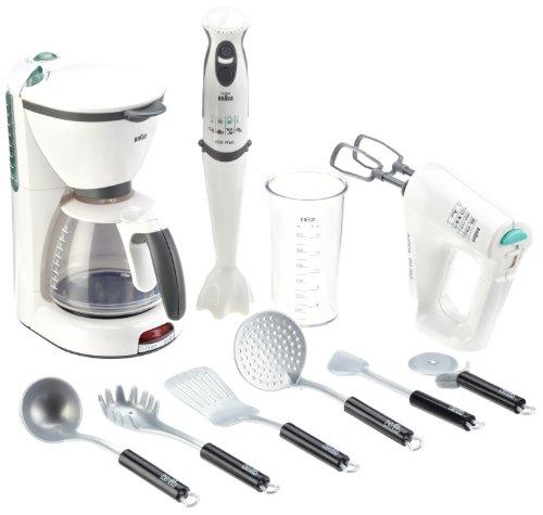 Braun - Set de cocina (Theo Klein 9625)
