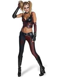 Costume Harley Quinn - Batman - Arkham City