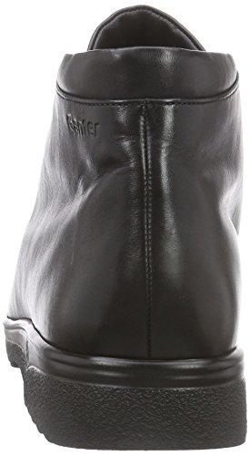 Ganter Eric-stiefel, Weite H, Bottes Classics courtes, doublure chaude homme Noir (schwarz/schwarz)