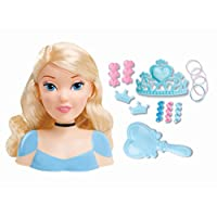 Disney Princess Cinderella Styling Head Toy