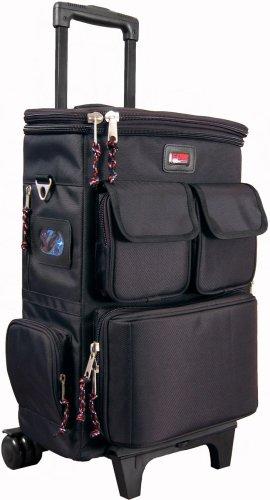 Gator Cases gk-lt25W zaino leggero Rolling case per 25note micro-controller/laptop