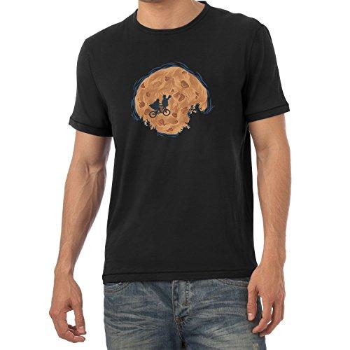Texlab Cookie E.T. - Herren T-Shirt, Größe XL, ()