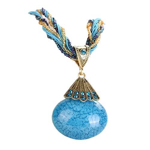 lufa-for-women-and-ladies-ethnic-jewelry-bohemian-style-maxi-necklace-gemstone-pendant-necklace-mult