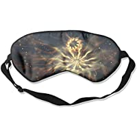 Sleep Eye Mask Abstract Art Lightweight Soft Blindfold Adjustable Head Strap Eyeshade Travel Eyepatch preisvergleich bei billige-tabletten.eu