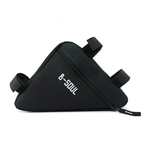 Fahrradrahmen-Tasche, Dreiecks-Fahrradtasche, Fahrrad-Vorderrohr-Beutel, Taschen-Halter, für Wandern, Camping, Outdoor