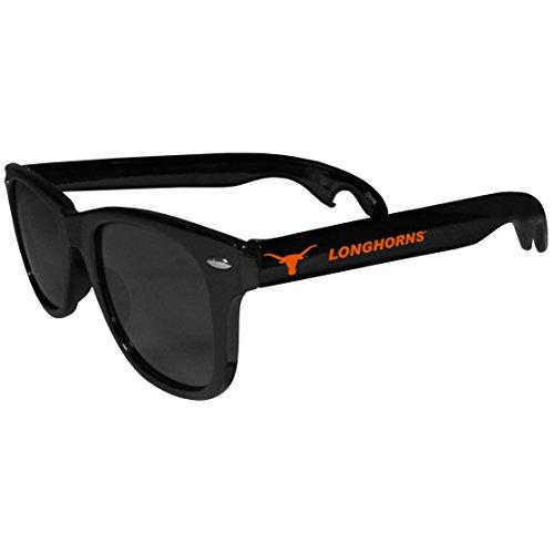 NCAA Unisex Flaschenöffner beachfarer Sonnenbrille, Unisex, Siskiyou, schwarz, Adult