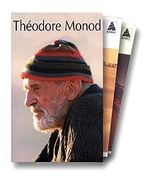 Théodore Monod, coffret 3 volumes : Méharées - L'Emeraude des Garamantes - Terre et Ciel