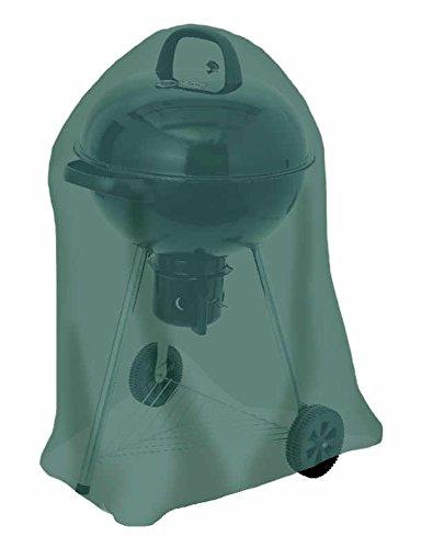 Tepro 8102 Universal Abdeckhaube - für Kugelgrill klein, schwarz