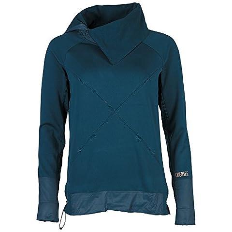 Chiemsee Damen Fleece Pullover Onna, Stargazer, M, 1021402
