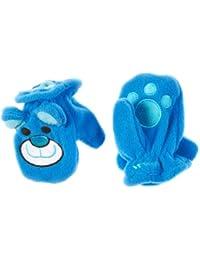 Trespass Bleu Baby Fleece Mittens - Cobolt Blue - One Size