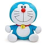#5: RevaCraft Soft Stuffed Premium Quality Toy Doremon Real Looking Miniature Figure (Blue)