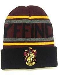 Gorro de Invierno para Mujer con Licencia de Primark de Harry Potter Gryffindor (Talla única