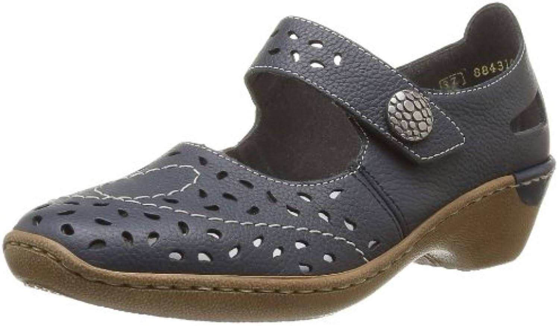 Rieker Rieker Damen Slipper - Zapatos Mujer