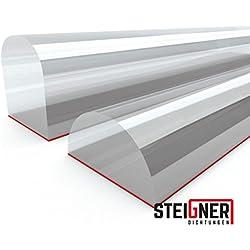 Seuil acrylique pour la cabine de douche STEIGNER 70cm - SDD03 hauteur 10mm