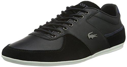 lacoste-herren-taloire-15-lcr-low-top-schwarz-black-024-42-eu