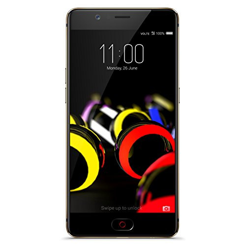 Nubia M2 (Black-Gold, 64GB)