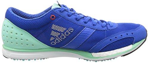 adidas Adizero Takumi Sen 3 Blue Silver Green Blau