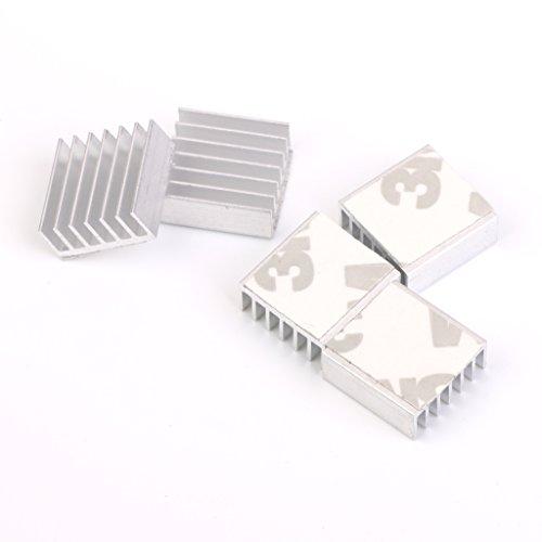 5pcs-disipador-de-calor-de-aluminio-para-raspberry-pi-fpga-mcu-14x14x5mm