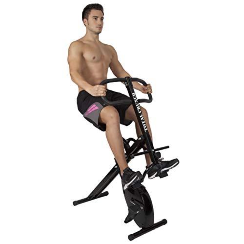 TOTAL CRUNCH Máquina de Ejercicios Muscular Fitness Entrenamiento Musculación