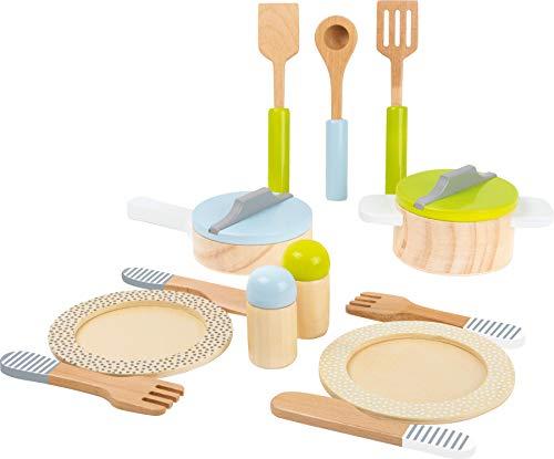 Furtwängler Geschirr- und Topfset Kinderküche Spielküche zubehör