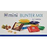 Ritter Sport mini bunter Mix Theken-Display, Minis in 7 Sorten, 1er Pack (1 x 1,4 kg)