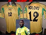 ZIMBABWE BNWT NEW NDLOVU Football Soccer Shirt Jersey LEGEA Africa Sizes Adult Large World Cup Coventry City Birmingham Sheffield United
