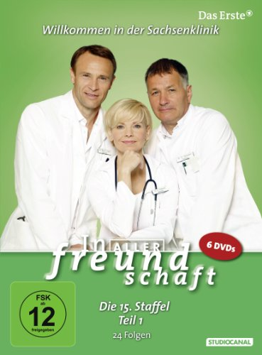 Staffel 15, Teil 1 (5 DVDs)