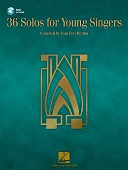 36 Solos for Young Singers par [Boytim, Joan Frey]