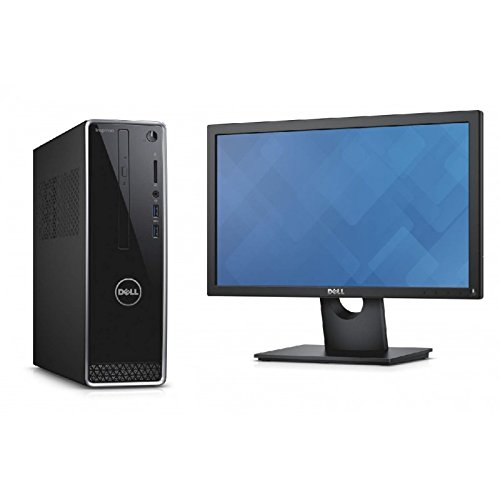 Dell A261102SIN8 18.5-inch All-in-One Desktop (i3-7100/4GB/1TB/Windows 10 Home Single Language/Integrated Graphics)