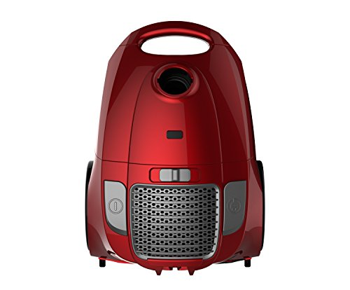 American Micronic AMI VCC 1600WDx Vacuum Cleaner (Red)