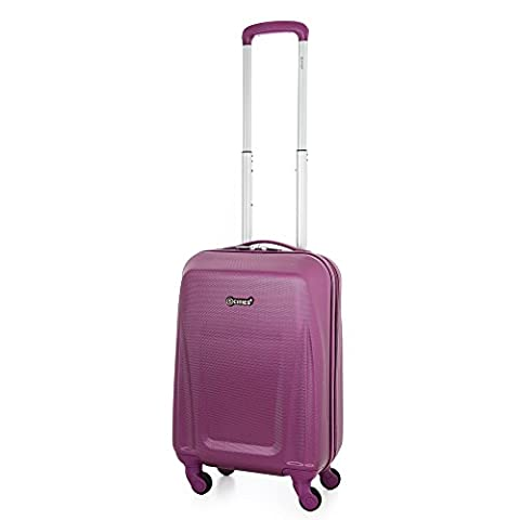 5 Cities Lightweight ABS Hard Shell Voyage Carry Cabin bagages