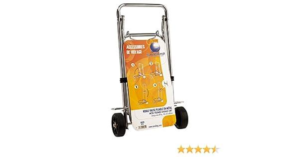 Roule Valise Pliable//Foldable Trolley Cart SAVEBAG tendeur fourni