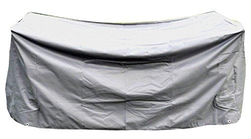 Bâche de protection difficile pour groupe de sièges Tables de Jardin Anthracite 230 x 155 x 80 cm 61045