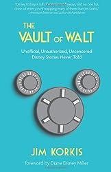 The Vault of Walt by Jim Korkis (2010-09-14)