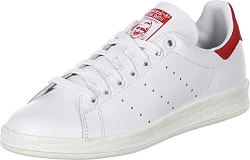 adidas Paire de chaussures Blanc Rouge
