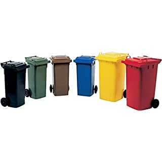 E536119 Müllgroßbehälter 120L blau