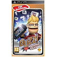 Buzz! Master Quiz - Essentials Edition (Sony PSP) [Import UK]