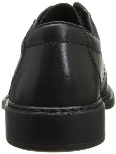 Rieker B0812, Derby homme Noir