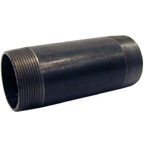 PANNEXT FITTINGS CORP - 1x12 BLK Nipple