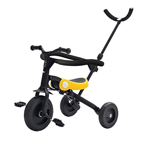 NBgy Triciclo, Triciclo Inflable Sin Ruedas 3 En 1, Triciclo Fácil De Plegar, Triciclo para Bebés...