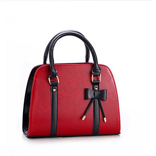 whoinshop-womens-bow-knot-designer-style-shoulder-handbag-top-handle-bag-wine