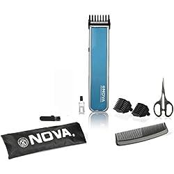 Nova NHT-1055 Pro Skin Advanced Friendly Precision Trimmer (Blue)