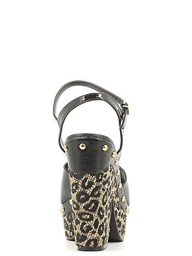 GRACE SHOES 0-71710 Sandalo Tacco Donna Wood