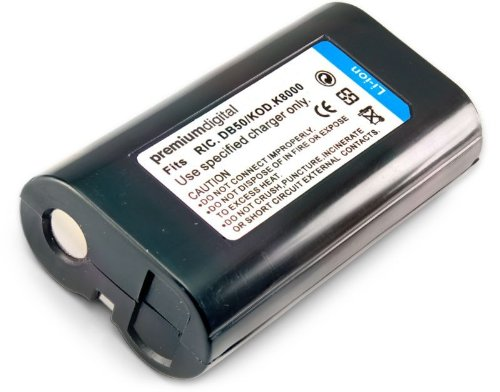 Kodak Klic 8000 Replacement Camera Battery