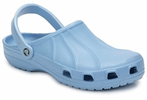 Crocs Professional Light Blue Unisex Clog M8W10 41-42 EUR (Professional Clog Crocs)