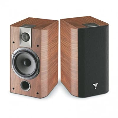 "Focal Chorus 705 Walnut loudspeaker - loudspeakers (Speaker set unit, 2-way, Tabletop/bookshelf, Wall-mountable, Closed, 2.54 cm (1""), 12.7 cm (5"")) prezzo scontato su Polaris Audio Hi Fi"