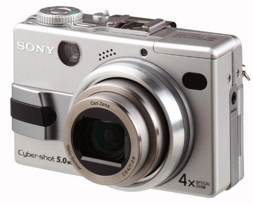 Sony DSC-V1 Digitalkamera (5,0 Megapixel)