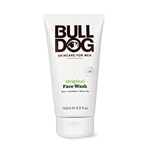 Bulldog Gel Limpiador Facial – 150 ml